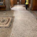 Entrance Hall floor